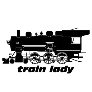 Train Lady 1