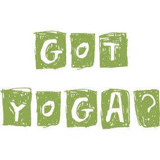 Got Yoga? T Shirts