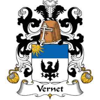 Vernet Family Crest
