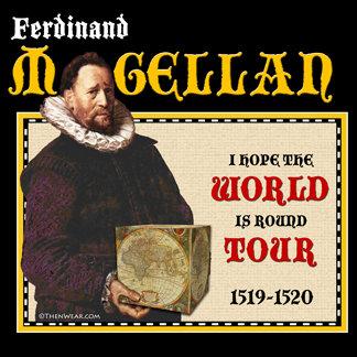 Magellan 1519 World Tour