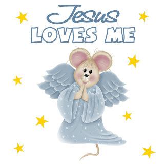 Jesus Loves Me, Boy