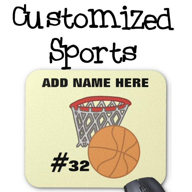 Customizable Kids Sports