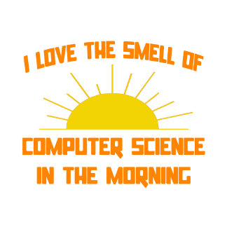 Smell of Computer Science in the Morning