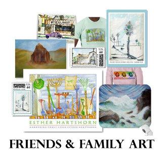 Friends & Family Art