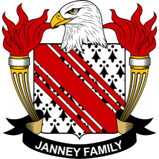 Janney Coat of Arms