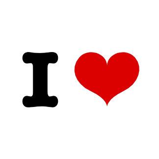 I Heart (blank)