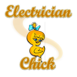 Electrician Chick
