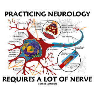 Practicing Neurology Requires A Lot Of Nerve