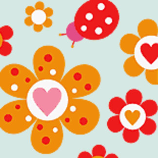 Lovely Ladybird Flowers