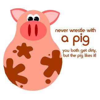 Pig Gifts / T-shirts