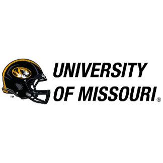 Helmet Right - University of Missouri (Custom)