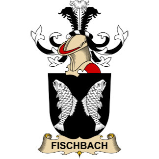 Fischbach Coat of Arms