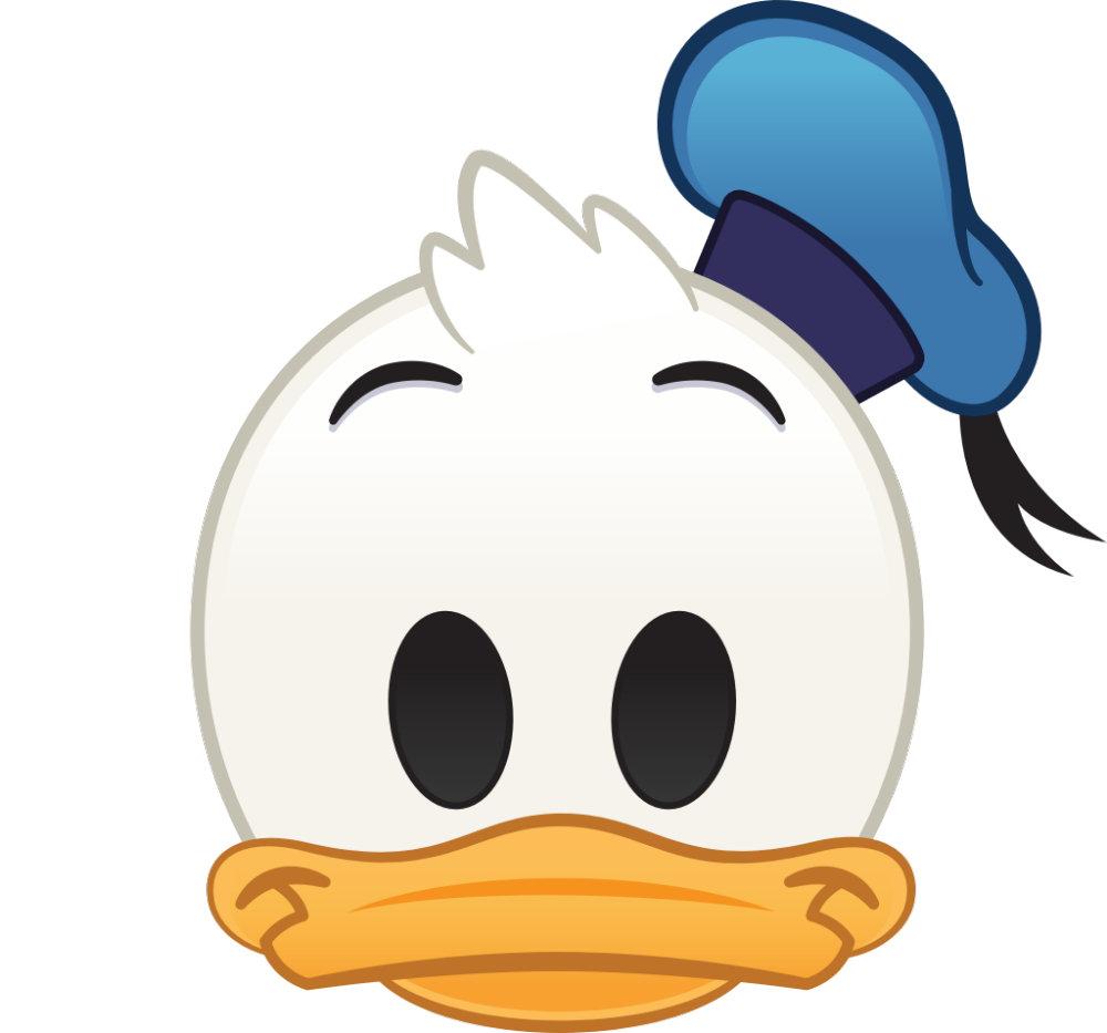 Donald Duck Emoji