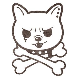 Cute Rocker Puppy
