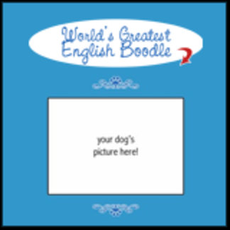 Personalized World's Greatest English Boodle
