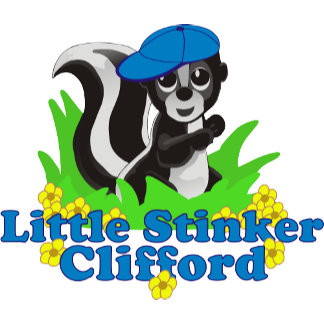 Little Stinker Clifford Personalized