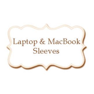 Laptop, Macbook & iPad Sleeves