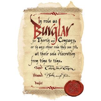 Burglar Contract