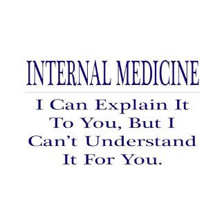 Internist Joke .. Explain Not Understand