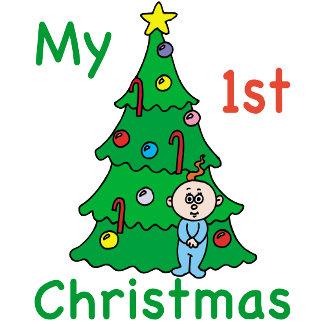 Baby's 1st Christmas -  Christmas Tree