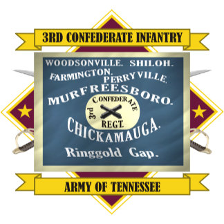 3rd Confederate Infantry