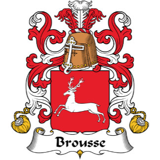Brousse Family Crest