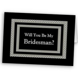 Bridesman