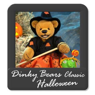 Dinky Bears Classic Halloween