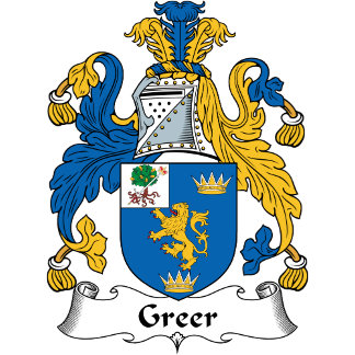 Greer Coat of Arms