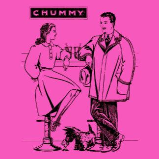 1935 Pink Chummy