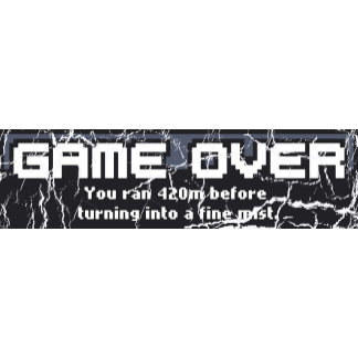 Game Over 420