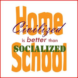 Civilized v Socialized