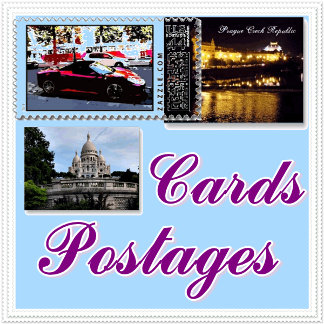 Post cards,stickers,calendar,postage,office