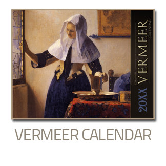Vermeer 2015 calendar