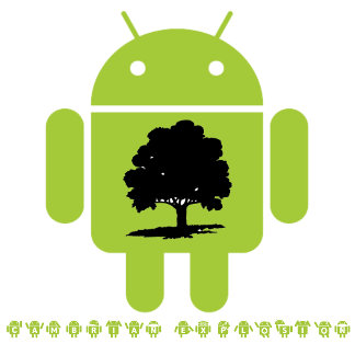 Cambrian Explosion (Oak Tree On Bug Droid)