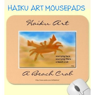 HAIKU ART MOUSEPADS