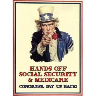 Hands Off Social Security!