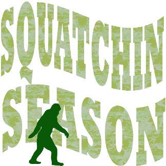 Squatchin season