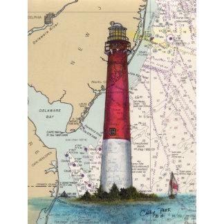 NJ Lighthouses