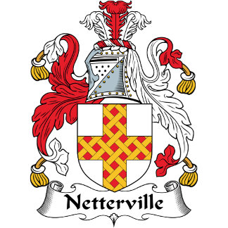 Netterville Coat of Arms
