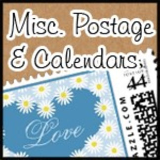 ► Misc. Postage and Calendars