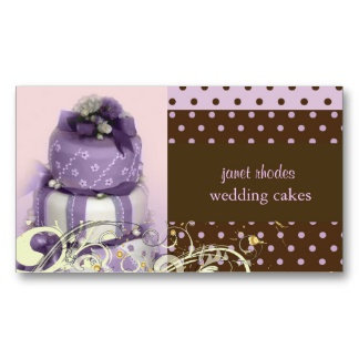 Cake ~ Lilac / Lavender