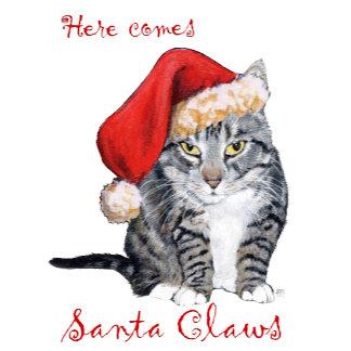 Santa Claus Cat ! 4 DESIGNS
