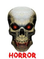 Skull Horror Supernatural