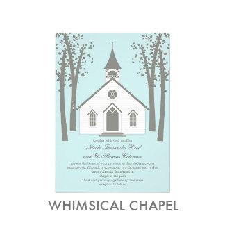 Whimsical Chapel