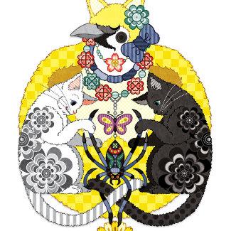 ねことりむし★CAT BIRD INSECT