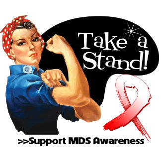 MDS Awareness Take a Stand