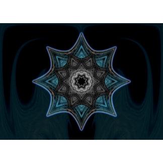 Dark Snowflake