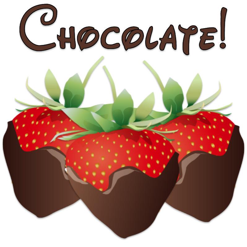 Chocolate Strawberry Love