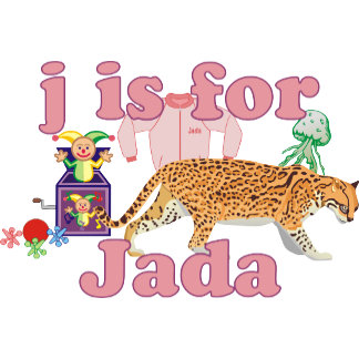 J is for Jada